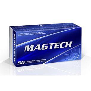Magtech 9mm Luger 7,45g/115gr FMJ (9A), 50st/ask