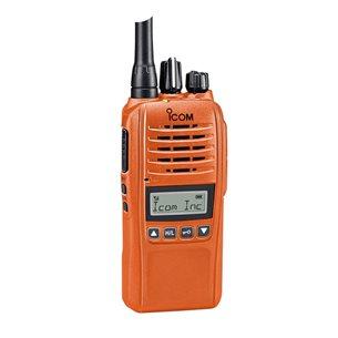 ICOM 155MHz ProHunt Basic 2 Orange