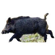 Targets Vildsvin skjutmål löpande  kanalplast