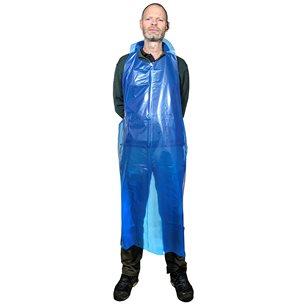 Förkläde engångs blå 50st