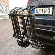 Vilttransport Packåsna för dragkrok, vikbar