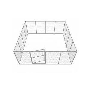 Hundgård Robust 15+1 st 23 m2