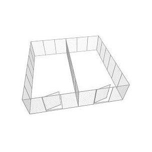 Hundgård Robust Dubbel 28+2 st 26 m2 x 2