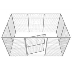 Hundgård Robust 9+1 st 8,6 m2 Small