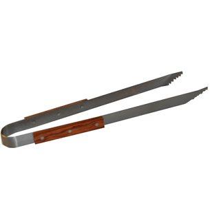 Hällmark Grilltång med trähandtag 39 cm