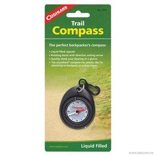 Coghlans Trail Compass med karbinhake