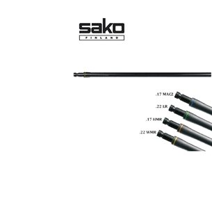 Sako Quad Standard pipa