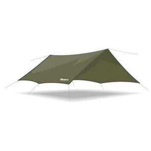 Fauna Tarp Standard 3x3m Olivegreen