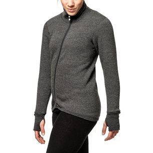 Woolpower Full Zip Jacket 400 Grey Unisex