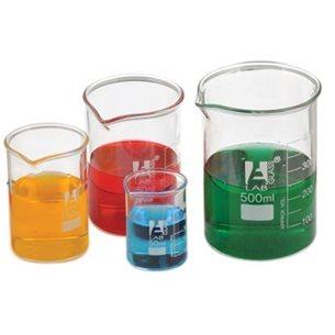 Bägare - glas 250ml, 12 st