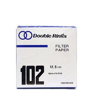 Filtrerpapper 12,5 cm, 100 st