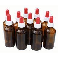 Droppflaska - 50 ml, 10 st
