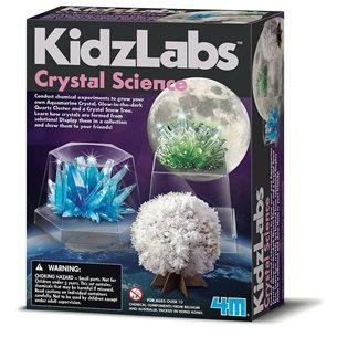 KidzLabs/Crystal Science