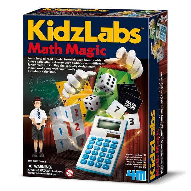 KidzLabs- Math Magic