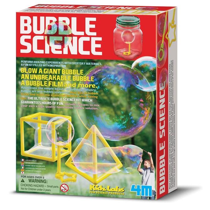 Bubble Science