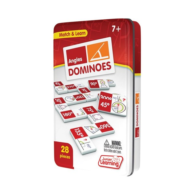 DOMINO - Vinklar