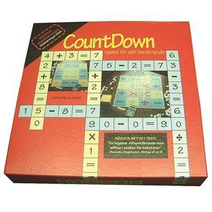 Countdown - Mattespel