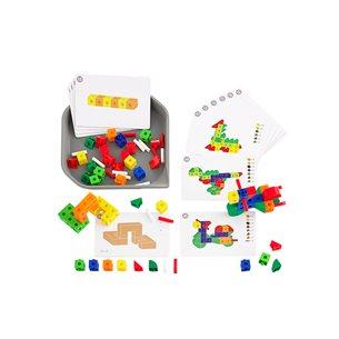Mattekuber - Lilla konstruktionspaketet