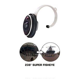 238 grader super-fisheyelins till mobilkamera.