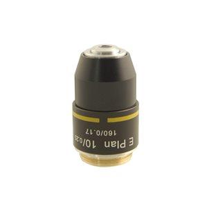 Objektiv, 10x akromatiskt - för mikroskop BMS D1