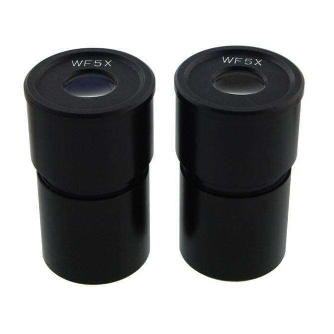 Vidvinkelokular 5x, 18mm för mikroskop i BMS-serien