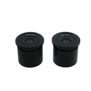 15x okularpar till mikroskop i BMS-serien