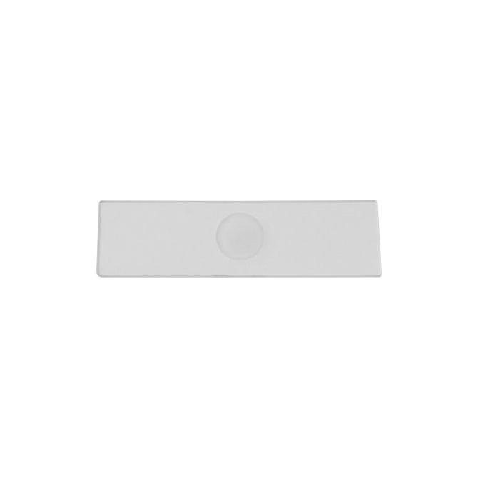 Blanka konkava objektglas, standard, (50 st) - till mikroskop