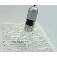 Bordshållare för Dino-Lite-mikroskop utan polarisator
