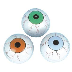 Glidande öga