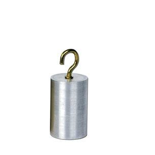 Cylinder med krok- Aluminium