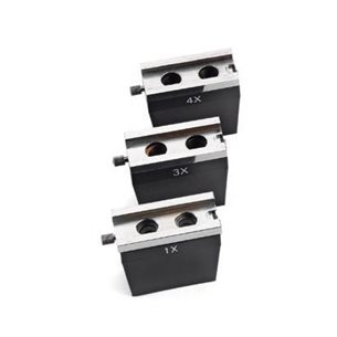 Objektivpar 3x till stereolupp/stereomikroskop Novex AP