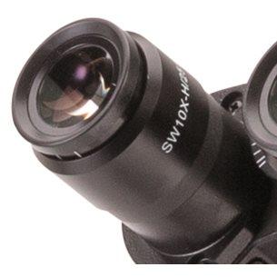 Okular 10x/25, passar mikrkoskop Delphi-X Observer