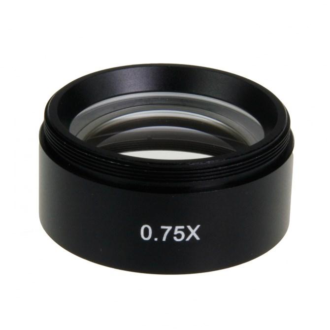 Försättslins 0,75x (ger 5,02 - 33,75x) - för stereolupp Nexius Zoom