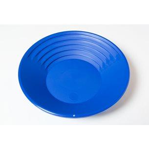 Vaskpanna för guldvaskning 36,5cm i diameter