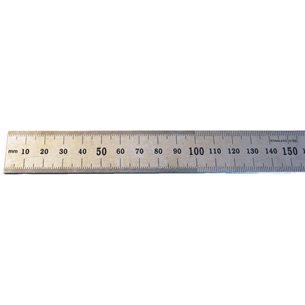 Stållinjal - 30 cm