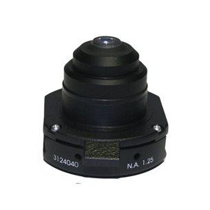Mörkfältskondensor för 100x olja till mikroskop Labomed CxL