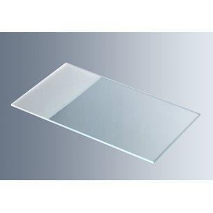 Objektglas, 76 x 52mm, 1mm (+/- 0,05mm) 50 st. IVD 98/79/EC, CE-märkt