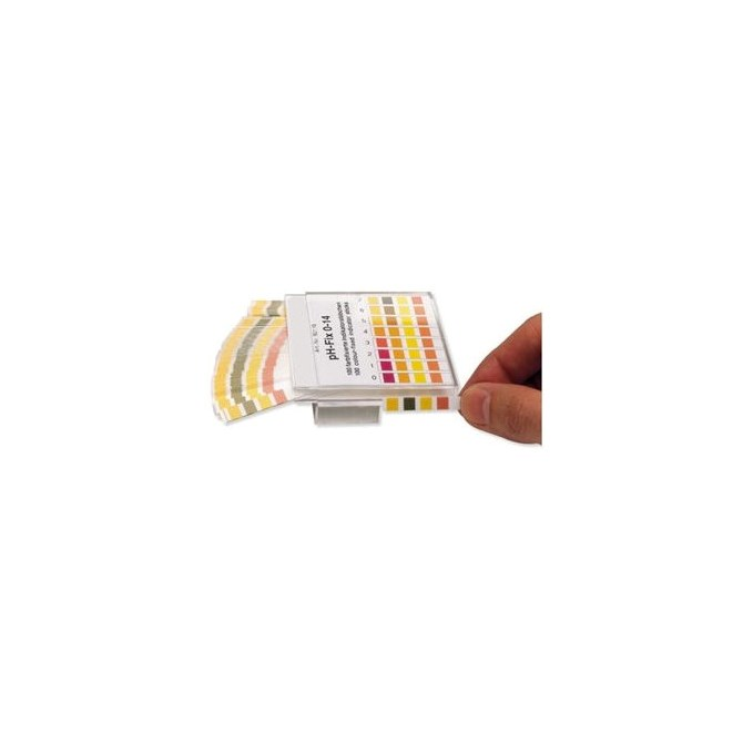 pH-papper - 100 stickor