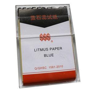 Lackmuspapper blå, 200 remsor