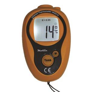 Infraröd Termometer - Mollic, pocket