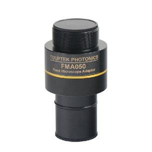 Adapter C-mount-hane - 23,2 mm okulartub, förstoring 0,37x.