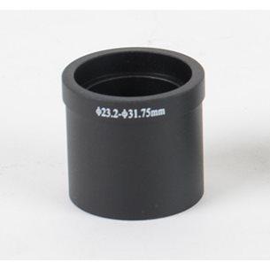 Adapter-ring från 23,2 - 30 mm - för mikroskop/stereolupp