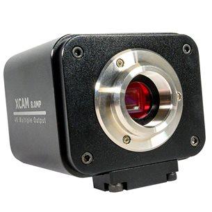 Toup Tek XCAM-alfa, CMOS, med HDMI, WiFi, USB och SD-kort