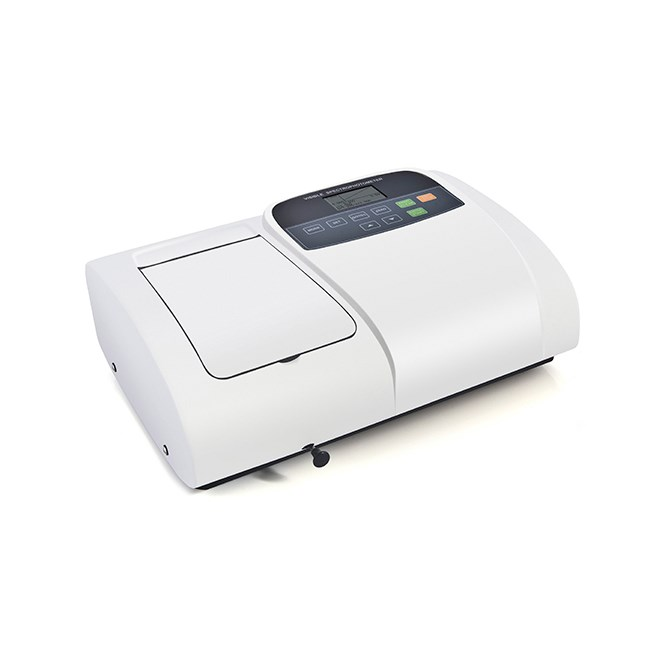 UV-VIS-Spektrofotometer med LCD-display