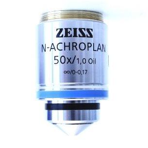 Objektiv, N-Achroplan 50x/1,0 Oil M27