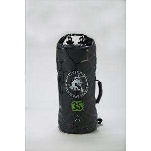 Black Cat Boards Drybag 35 liter