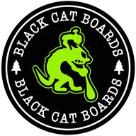 Black Cat Boards SUP Black Witch Paket