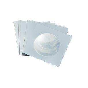 Buktiga plastspeglar, 5 st