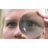 Förstoringslins - 75 mm