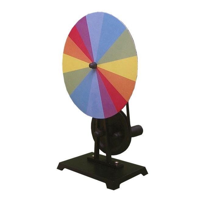 Färgskiva - Med Rotationsvev
